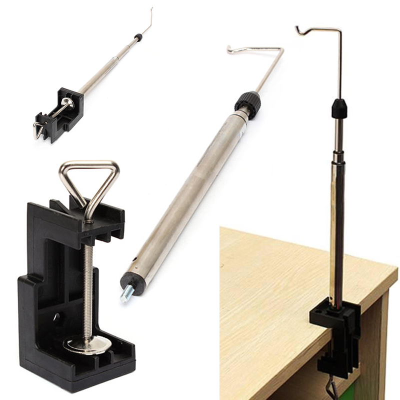 360 Degrees Flexible Shaft Rotary Grinder Stand Holder Clamp Electric Power Tools Mini Drill Rotary Tools xgear 360 rotary desktop flexible neck clip holder for 3 5 6 3 cell phones white green 85cm