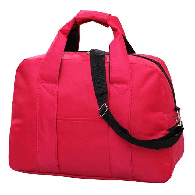 Большой Ёмкость дорожная сумка Для женщин Портативный 3 размера выходные Для женщин сумка скидка 30% T310