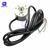 NEW Encoder 600 P/R Photoelectric Incremental Rotary 5-24V AB Two Phases 6mm Shaft