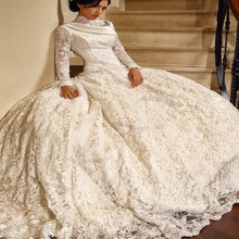 kejiadian Muslim Wedding Dress Ball Gown Wedding Dresses
