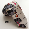 "Unique Design Piano Ties Musical Notes Necktie 2"" Skinny Gravatas Wholesale"