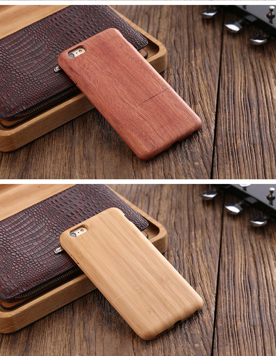 Vintage Natural Wood cute iPhone Case Shockproof Cover Shells
