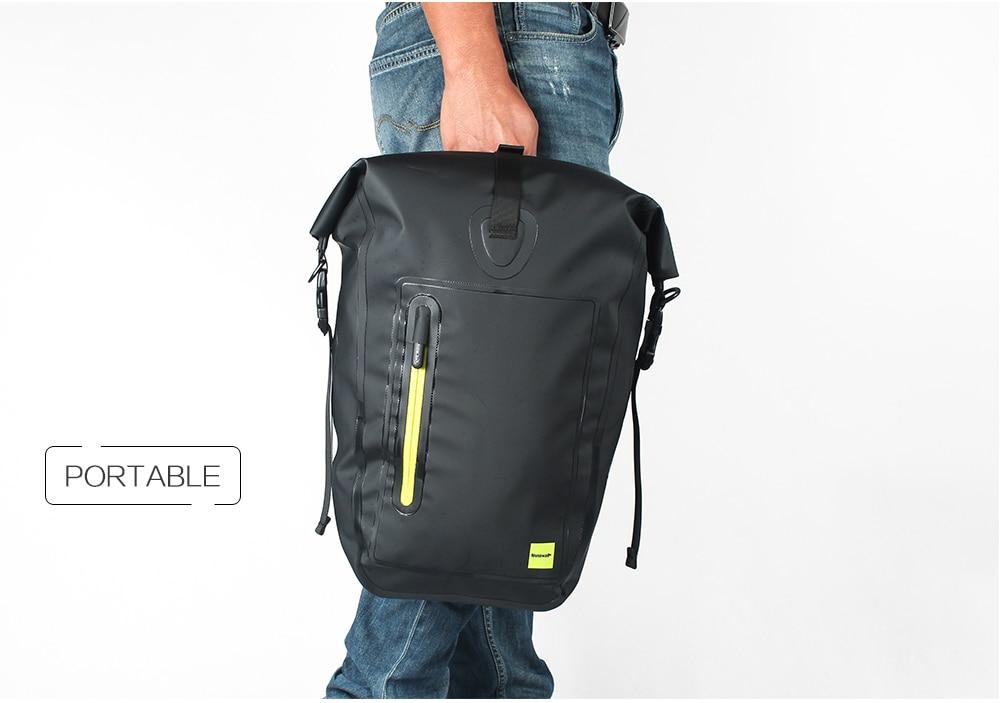 Waterproof cycling bike pannier bag (11)