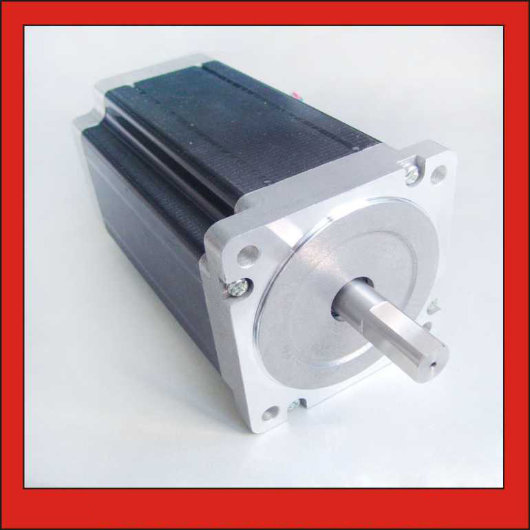 цена на NEMA 34 Stepper Motor 6A 12N.m (1667 oz-in) Frame 86mm Body 150mm CNC Stepping Motor CE ROHS