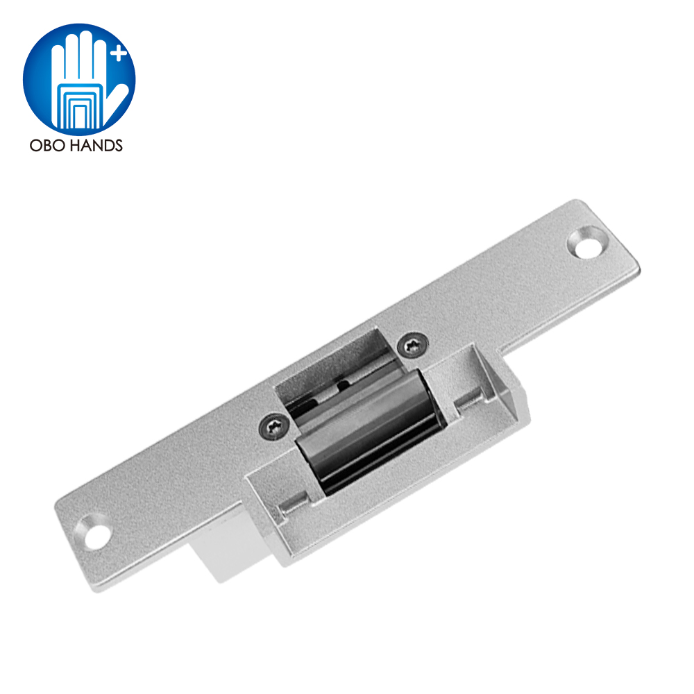 OBO HANDS New DC12V Electric Strike Lock NO NC Narrow Fail Secure Fail Safe Electronic Locks for RFID Door Access Control System