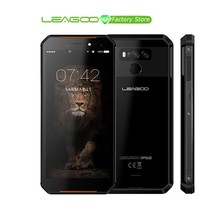 "LEAGOO XRover C IP68 NFC Smartphone 5.72 ""IPS 2GB RAM 16GB ROM 13MP double cames 5000mAh visage empreinte digitale déverrouillage 4G téléphone portable"