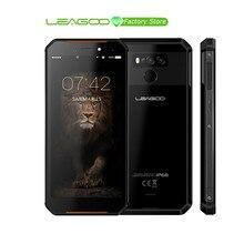 "Leagoo xrover c ip68 nfc 스마트 폰 5.72 ""ips 2 gb ram 16 gb rom 13mp 듀얼 캠 5000 mah 페이스 지문 잠금 해제 4g 휴대 전화"