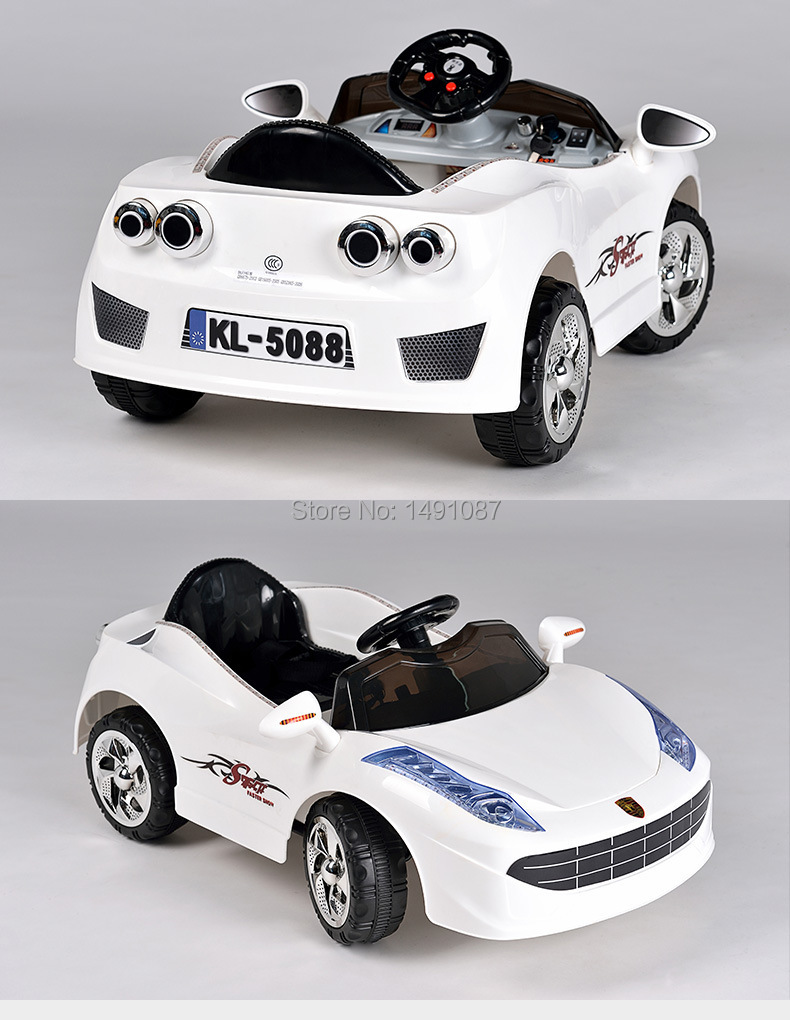 remote control ride on car electric car for kids to ride 2014 new model european standard cool toy remote control and plays mp3 in ride on cars from toys