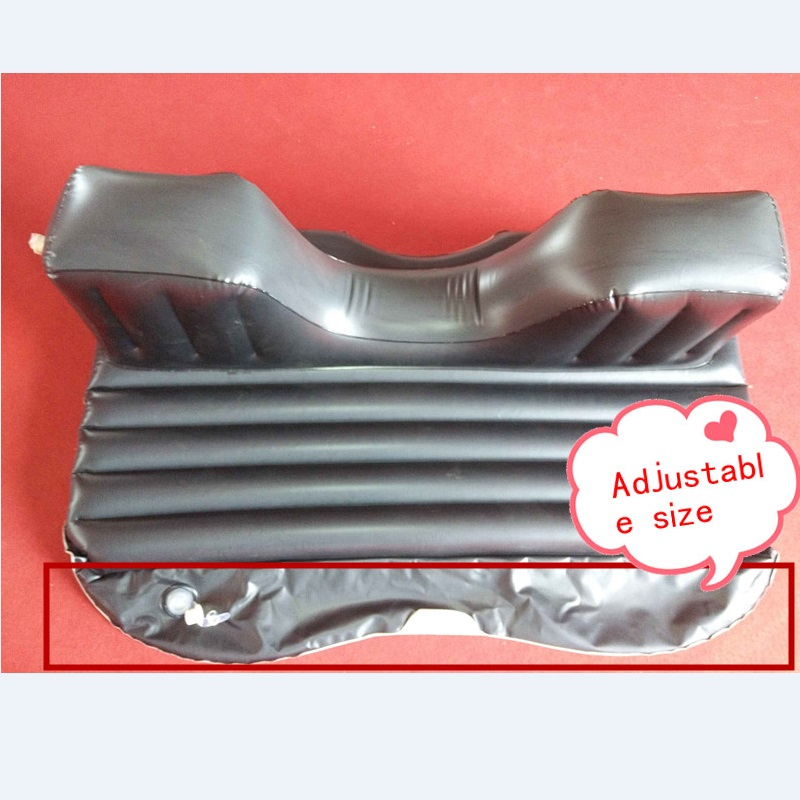 New Adjule Size Car Back Seat Cover Air Mattress Travel Bed Inflatable Good Quality