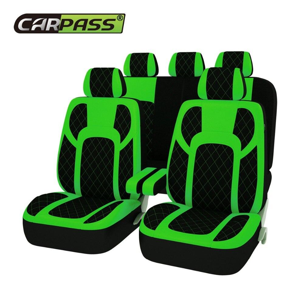 Housses de siège en fourrure de cuir PU extrême ensemble universel couvertures intérieures Auto protecteur de siège de voiture accessoires de voiture Automobiles