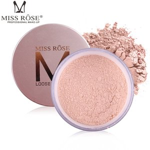Face Makeup Powder Breathable Waterproof Skin Finish Loose Powder Oil-Control Cosmetic Face Beauty Makeup Tool(China)