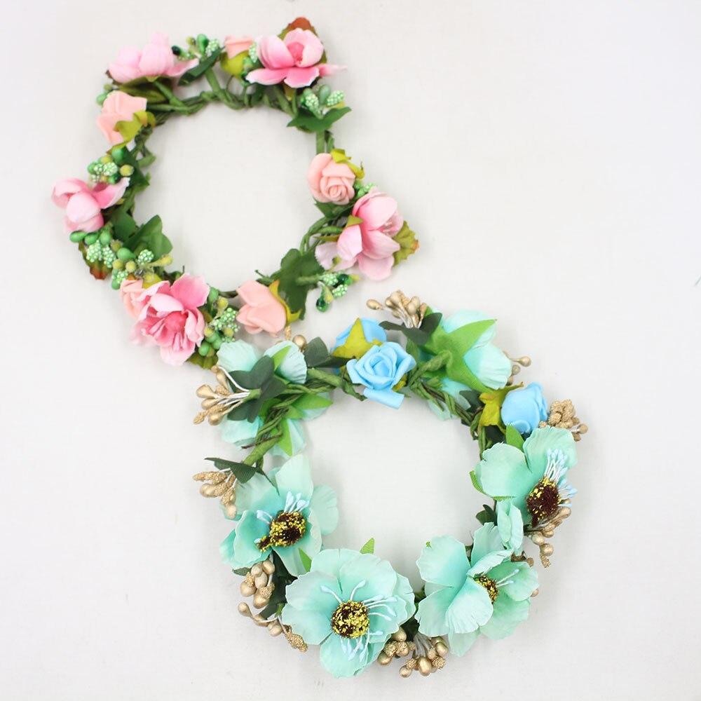 Neo Blythe Doll Wreath Garland Lei Anadem 1