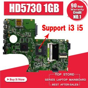 N71JA материнская плата для ноутбука HD5730 1 ГБ для N71J N71JA N71JQ тестовая материнская плата N71JA материнская плата Тест 100% ОК