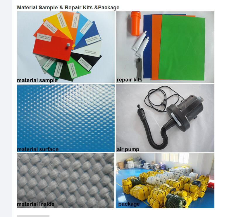 material and pack