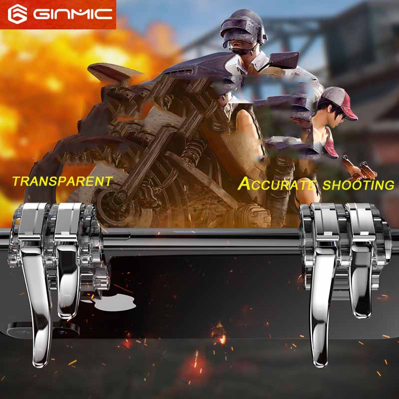 Mobile Game Fire Button Aim Key joystick Smart phone Mobile Game