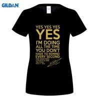GILDAN Newwomen T Shirt Fashion Top Tee Free Shipping Raikkonen You Don T Have To Remind