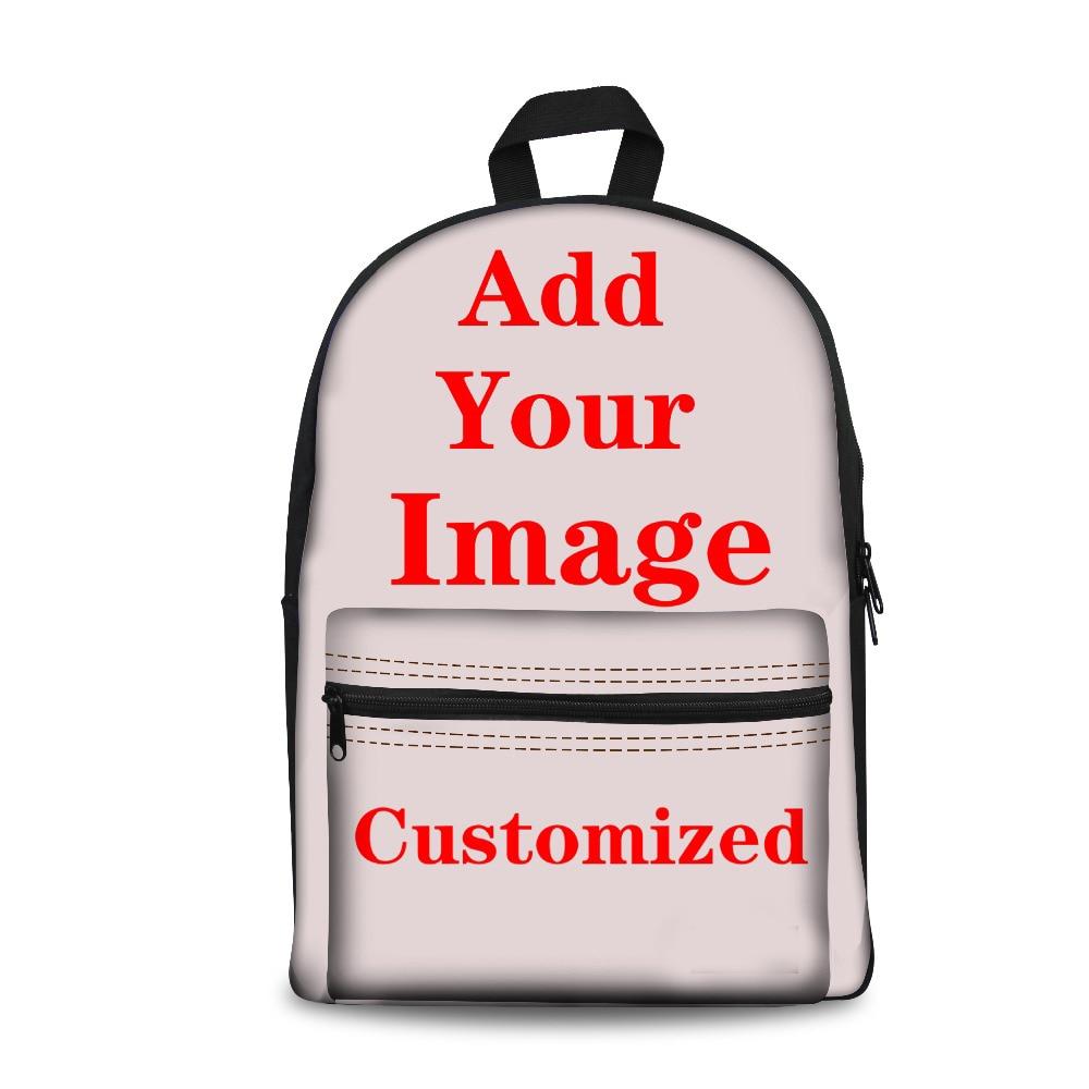 School Backpack For Girls Weimaraner Flower Canvas Teenager ... 767ee72b413e1