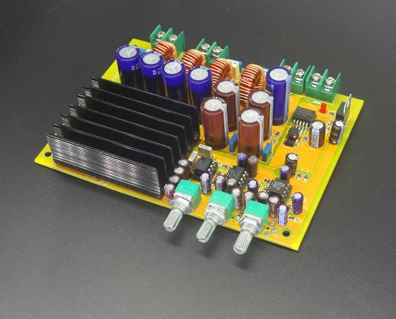 150WX2 TAS5630 300WX1 2.1 channel D digital power amplifier board 2 1 150