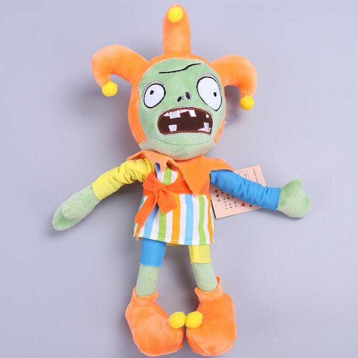 27 стилей Растения против Зомби Плюшевые игрушки 30 см Растения против Зомби мягкие плюшевые игрушки куклы детские игрушки для детей Подарки вечерние игрушки - Цвет: 020
