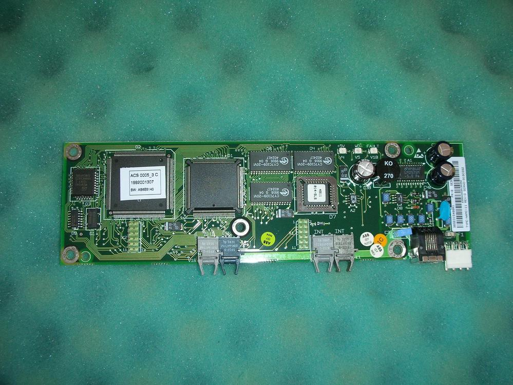 все цены на 1PC USED ABB inverter ACS600 series CPU board NAMC-11 онлайн