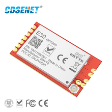 1pc CDSENET E35-T100S2 UART Long Range SI4438 490MHz 100mW rf Wireless Module Transmitter and Receiver