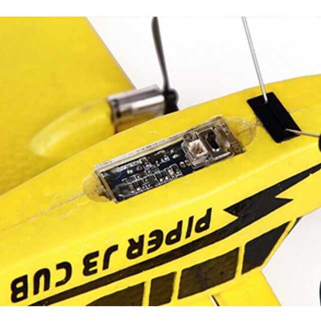 HL-803 RC Plane epp 2 CH