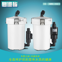 SUNSUN HW 602B HW 603B AQUARIUM EXTERNAL CANISTER FILTER External Filter Canister Outer filtration system with External pump