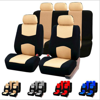General car seat cover polyester fiber protector new high-quality cushion  interior accessories