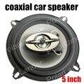 Un par 5 pulgadas bocina coaxial altavoces del automóvil de audio del coche altavoces estéreo soporte bass tweeter función max power music 180 W