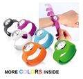 1x Silicone Slap On Watch boys Sport  KIDS Wristwatch girls Small Silicone Fashion woman's watch Children Gift