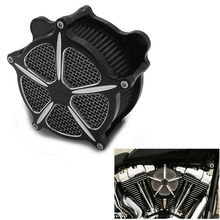 Motorcycle Air Filters Cleaner Moto Filter CNC Crafts For Harley Sportster Road King Gliding Softtail Dyna Touring Street Glide