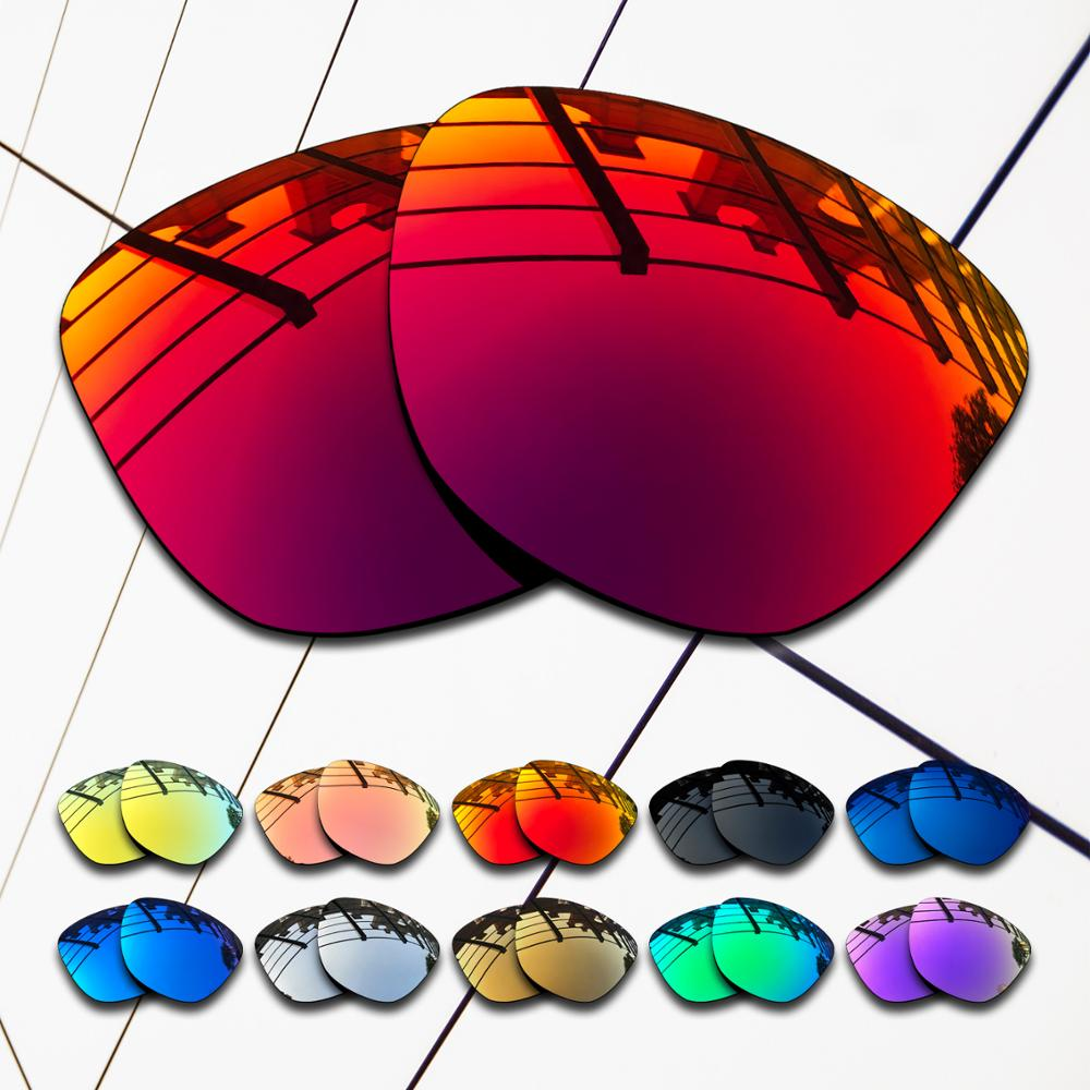Wholesale E.O.S Polarized Replacement Lenses For Oakley Frogskins Sunglasses - Varieties Colors
