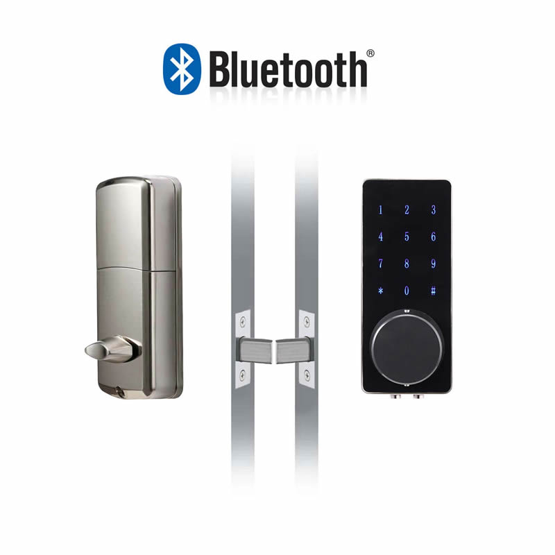 Indoor Bluetooth Smart Padlock Smartphone Bluetooth Smart