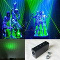 4pcs Double-Headed lends Green Laser Sword with stars DJ Dancing Stage Show Light star wars laser sword rough beam stage props