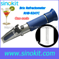 (Blue)Brix Beer Refractometer without the calibration oil RHB 92ATC