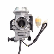 GOOFIT 32mm Carburettor for 1988-2000 Honda TRX300 TRX 300 300cc 300FW FOURTRAX FW Carbon TRX350 Group-157