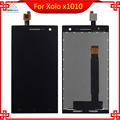 For Xolo X1010 9255G LCD Display + Touch Screen Black Color Mobile Phone LCDs With Touch Panel Free Tools