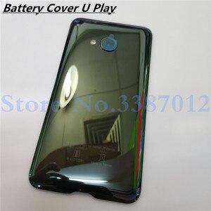 Image 1 - แก้วกลับด้านหลังประตู 5.2 นิ้วสำหรับ HTC U เล่นแบตเตอรี่กรณีกล้องเปลี่ยนเลนส์