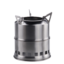Portable Wood Foldable Camp Stove