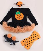Cute pumpkin doll reborn Clothes For 22 Inch reborn baby doll accessories