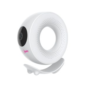 HD 1080P Temp and Humidity Sensor Wireless Remote Control Baby Monitor M2S Plus