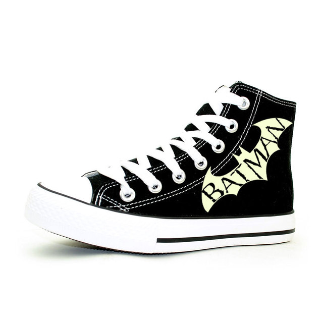 Shoes Women Sneakers Top Canvas Black High Casual Fashion XuiTwZOkP