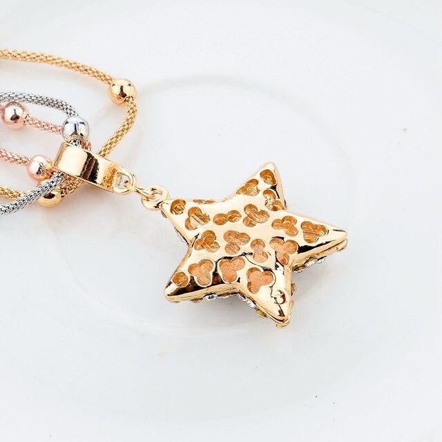 Фото женское длинное ожерелье цепочка chicvie золотистого цвета с цена