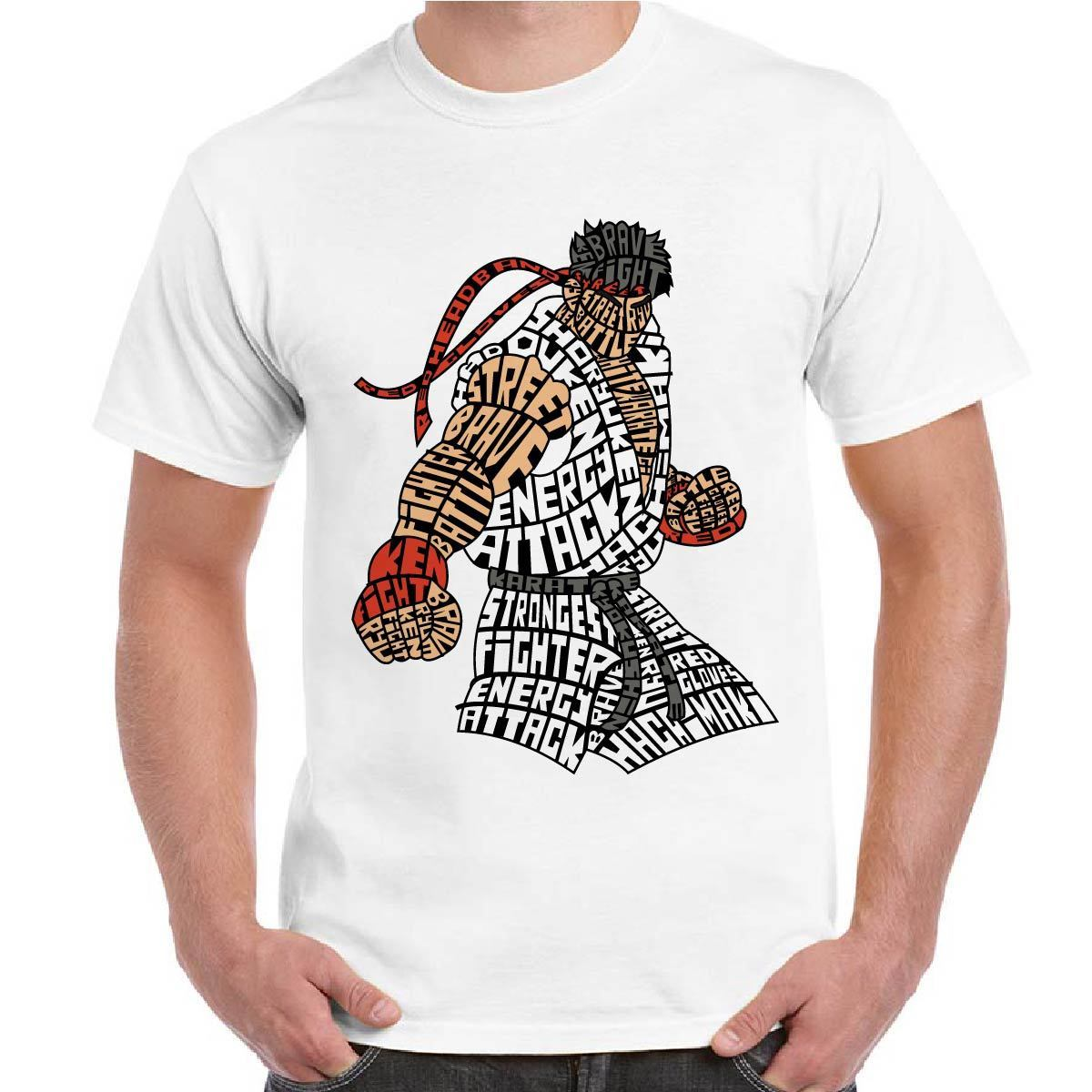 2017-fashion-print-t-shirt-uomo-maglietta-maniche-corte-fontbvideogames-b-font-street-fighters-stamp