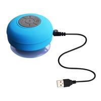 Мини Беспроводной Bluetooth Динамик Портативный Водонепроницаемый душ Динамик s для телефона MP3 приемник Bluetooth ручной автомобильный Динамик