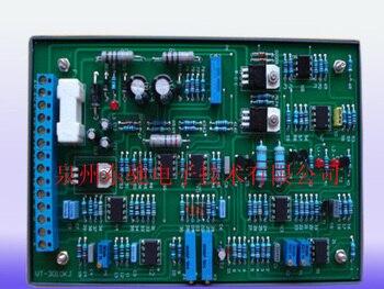 Electro-hydraulic Proportional Valve Controller VT3010KJ-proportional Valve Amplifier Plate VT3010KJ