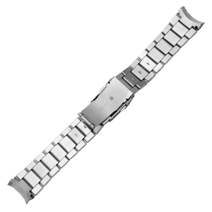 Image 2 - ENXI נירוסטה watchbands עבור EF 544 החלפת מתכת צמיד עבור casio גברים של צמיד