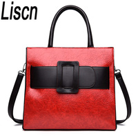 New Fashion Handbag For Women 2019 Hot Big Tote Designer High Quality PU Leather Crossbody Bag Luxury Ladies Shoulder Bag S