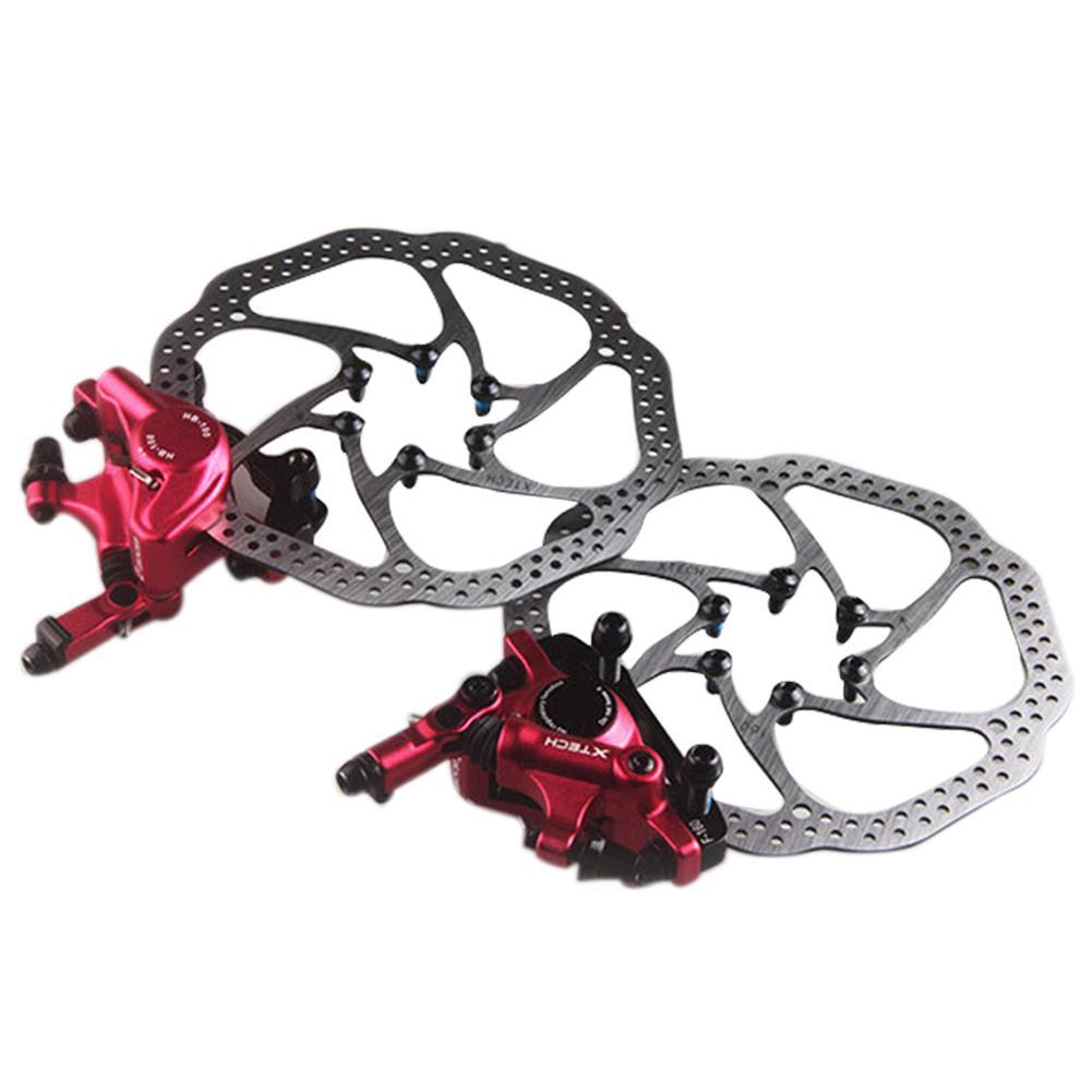 ZOOM HB-100 VTT vélo hydraulique frein à disque avant arrière huile frein à disque dispositif