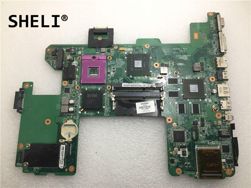SHELI For HP  HDX-18 HDX18  Laptop Motherboard DAUT7GMB8B0 519592-001SHELI For HP  HDX-18 HDX18  Laptop Motherboard DAUT7GMB8B0 519592-001